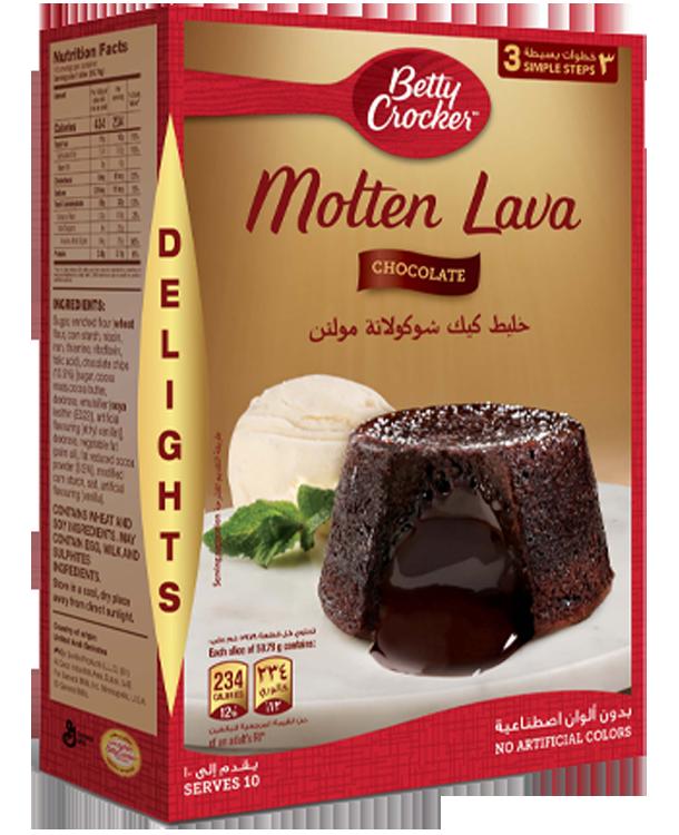 شوكولاتة مولتن
